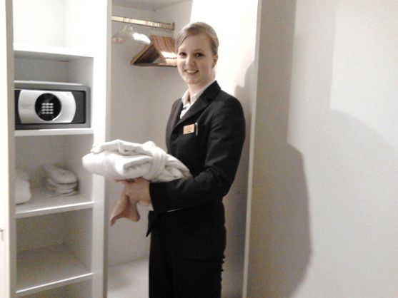 Großzügig Lebenslaufformat Für Hotel Management Auszubildende ...