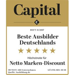 Corporation award cap 1117 beste ausbilder netto marken discount