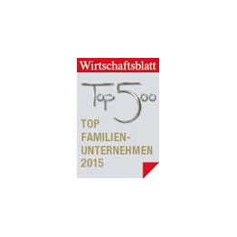 Corporation award top familienunternehmen 2015