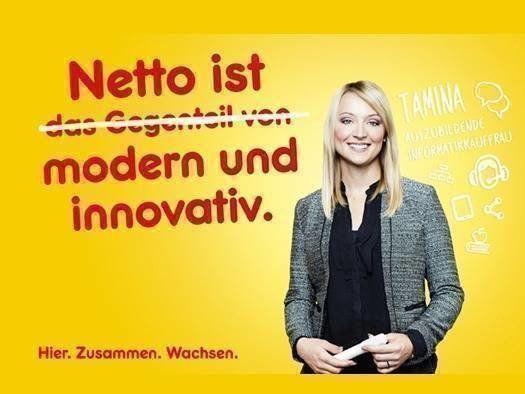 unternehmen folgen - Netto Online Bewerbung