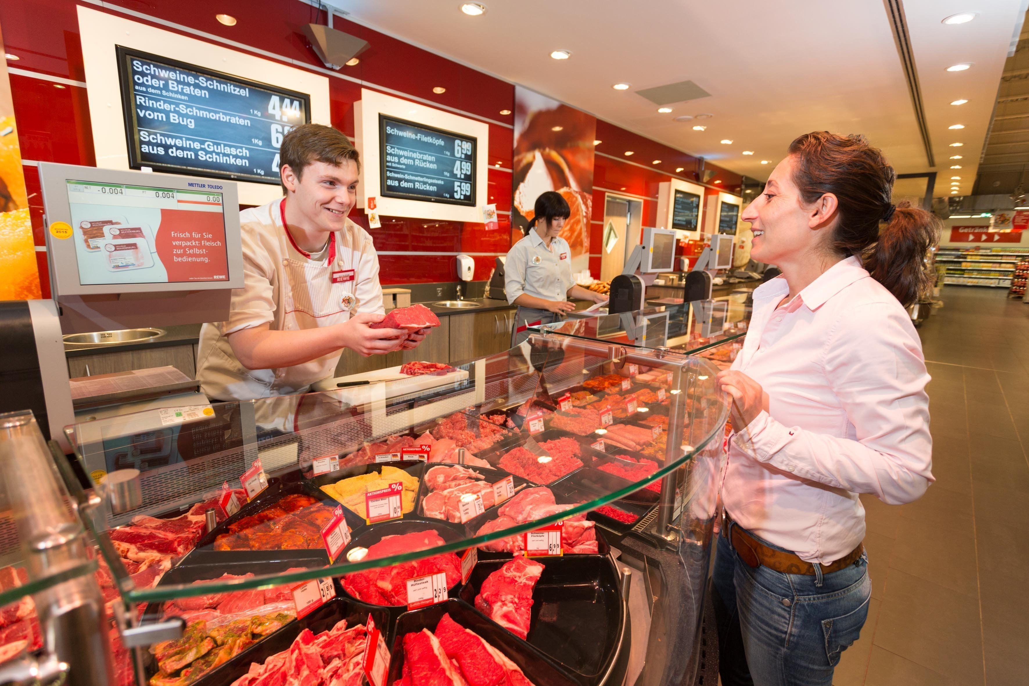 Fachverkäufer Im Lebensmittelhandwerk Im Schwerpunkt Fleischerei