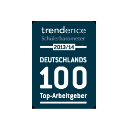 Corporation award trendence schuelerbarometer 2