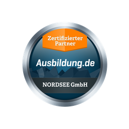 Corporation award 4 nordsee gmbh badge