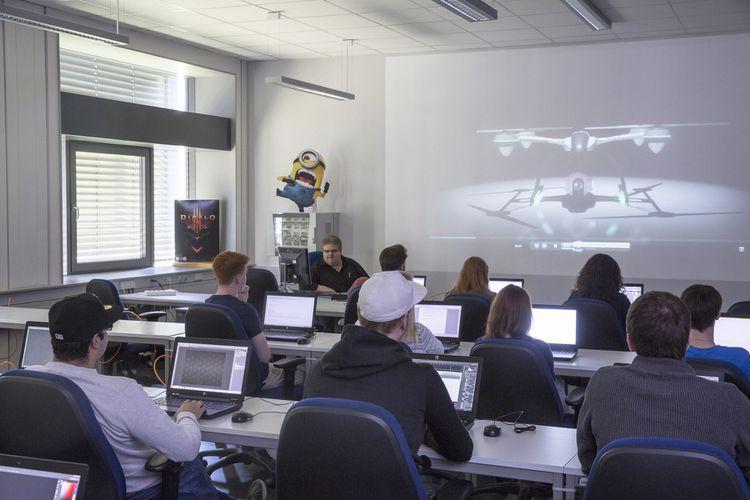 Game Entwickler Ausbildung