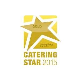 Corporation award catering star 2015 gold