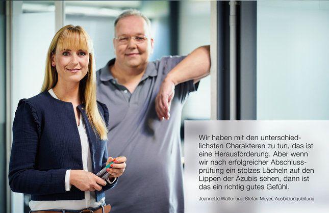 Ausbildung Aloys F. Dornbracht GmbH & Co. KG - freie Ausbildungsplätze