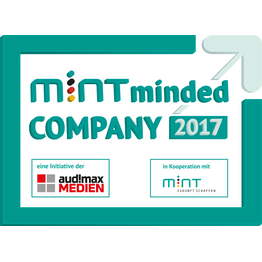 Corporation award mint minded company2017