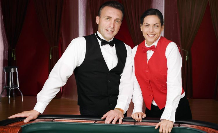 Gamblers bet