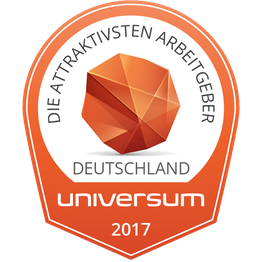 Corporation award badges 2017 deutschland deutsch
