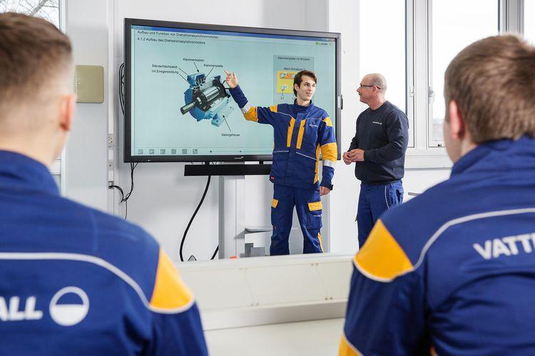 Industriemechaniker Ausbildung Berlin
