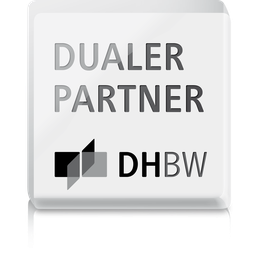 Corporation award dhbw zeichen dualerpartner block frontal 3d