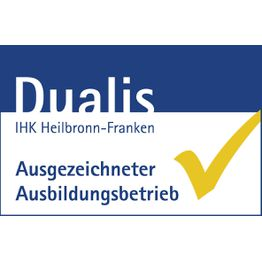 Corporation award dualis logo