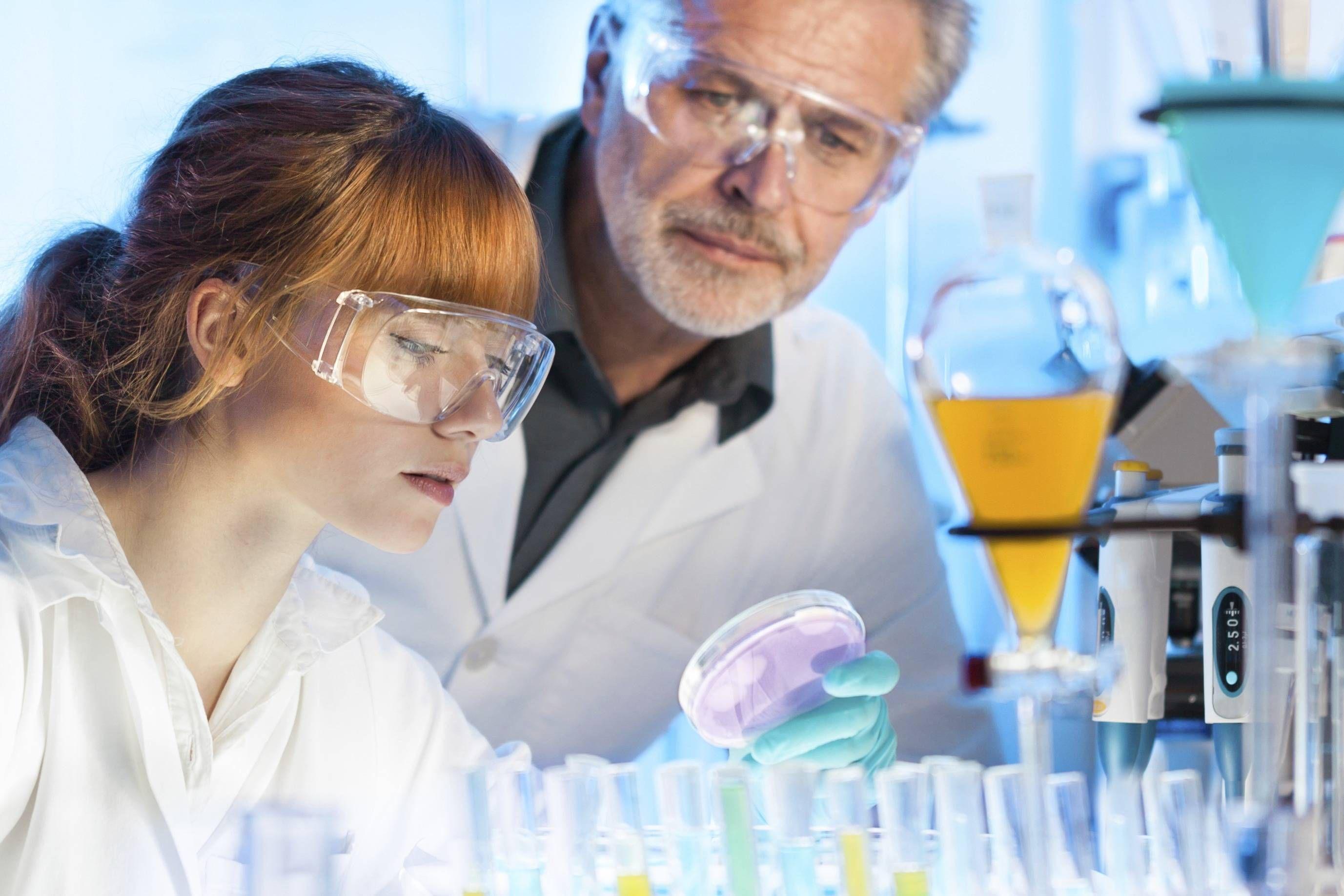 Chemie Studium Berufe