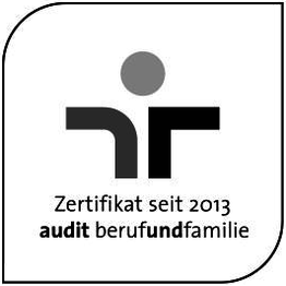 Corporation award audit familieundberuf