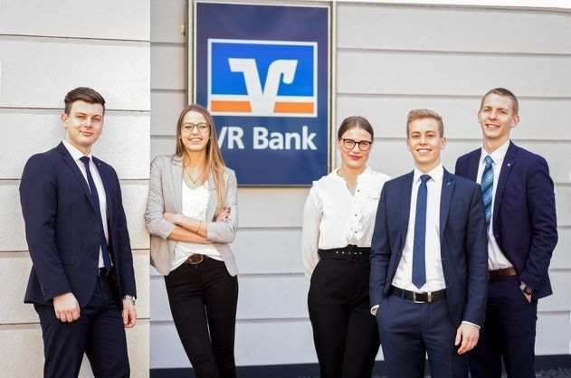 Ausbildung Bank