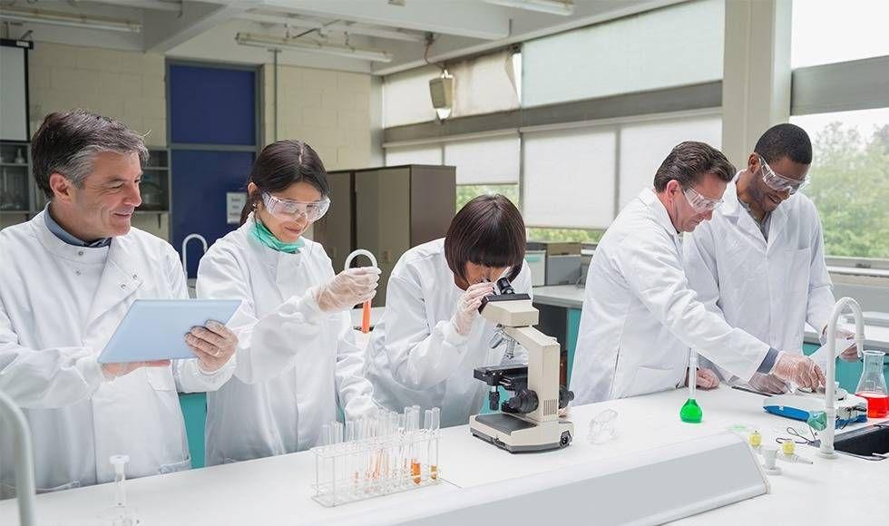 Chemielaborant Ausbildung