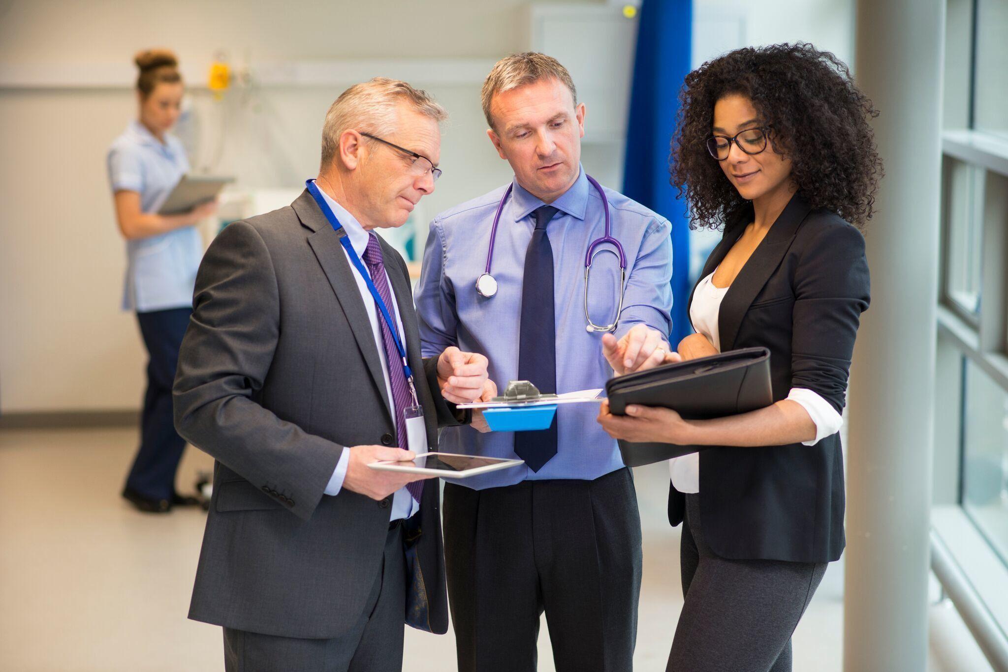 Bewerbung Im Gesundheitsmanagement Tipps Und Hinweise