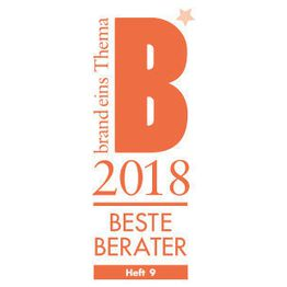 Corporation award siegel beste berater 2018 rgb