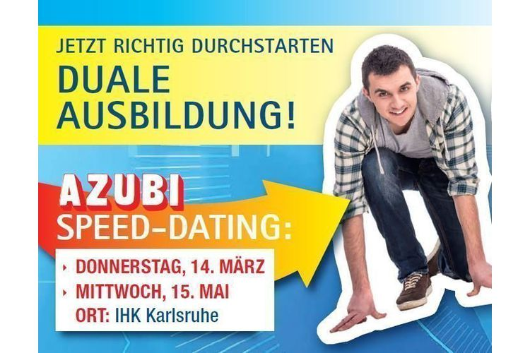 Speed datation IHK Karlsruhe