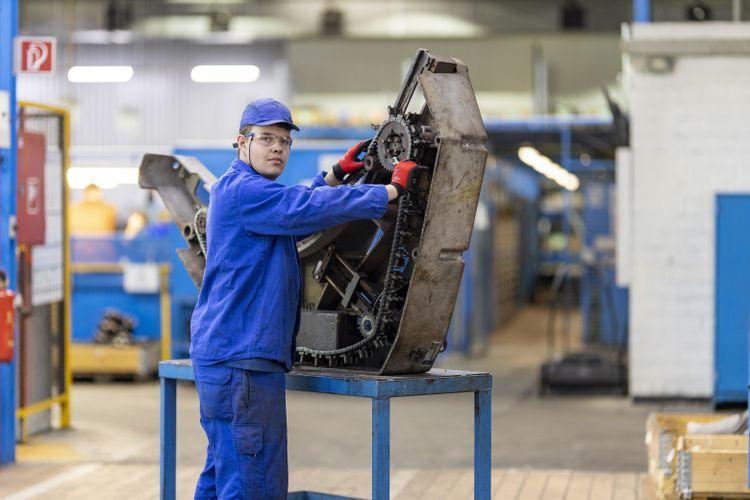 Industriemechaniker Berlin