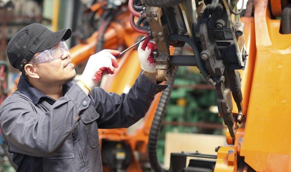 Industriemechaniker Gehalt Ausbildung