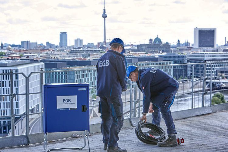 Elektrotechnik Studium Berlin