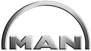 Corporation logo logo man neg rgb