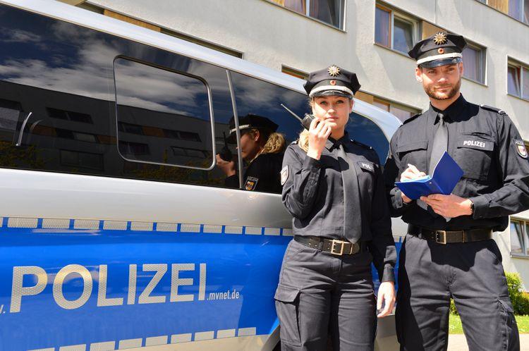 Polizei Güstrow