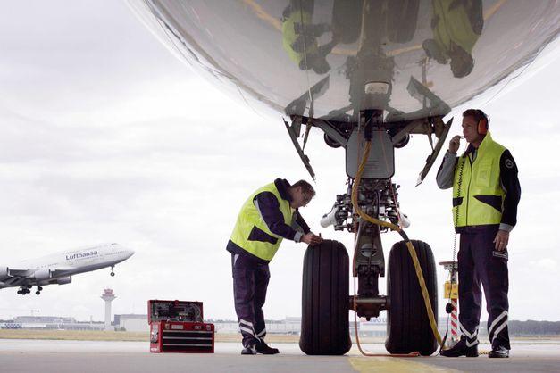 Ausbildung Lufthansa Technik Lufthansa Technik Ag Im Interview