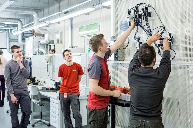Ausbildung Industriemechaniker Berlin