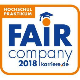 Corporation award faircompany hspraktikum 2018 4c  2