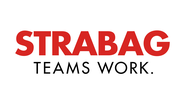 Corporation logo strabag mit weissraum teams work rgb